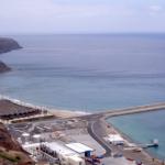 Miradouro da Portela em Porto Santo