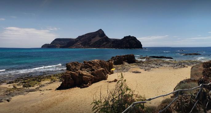 Ponta da Calheta - Porto Santo