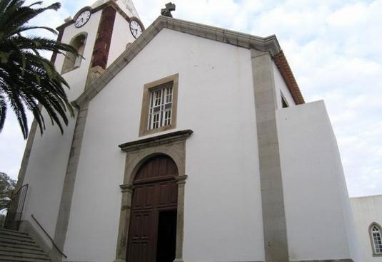 igreja matriz de Porto Santo